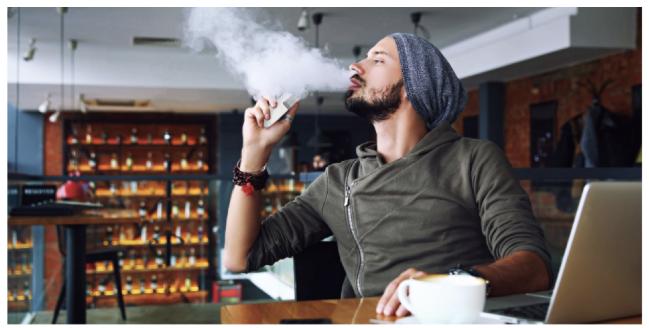 VP COREの爆煙対応解説画像