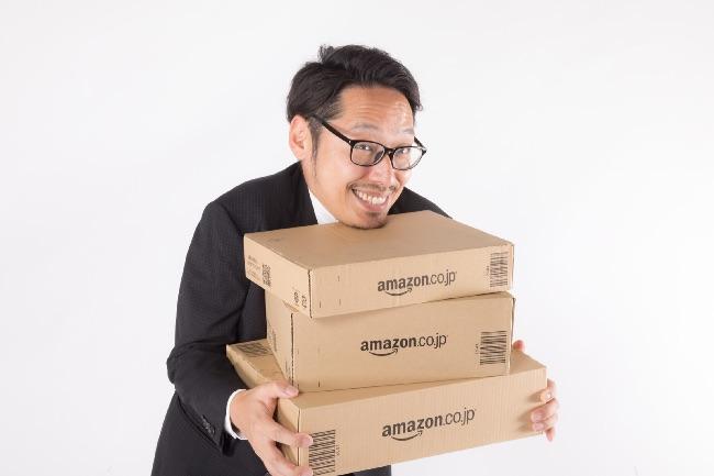 amazonでVAPEのお買い物