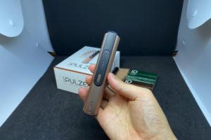 【加熱式タバコ】PULZEの口コミや評判はホント?実際に購入して徹底レビューしました!
