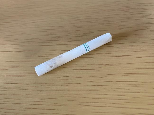 吸い終わったPloom X